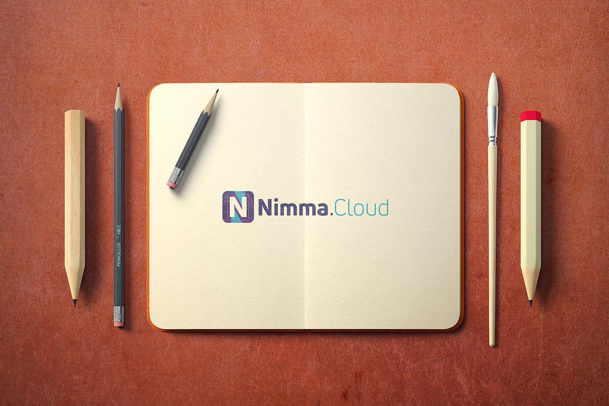 studio-dorus-NimmaCloud-logo-ontwerp-2