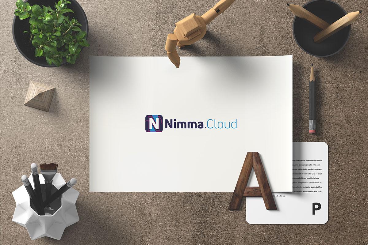 studio-dorus-NimmaCloud-logo-ontwerp-1
